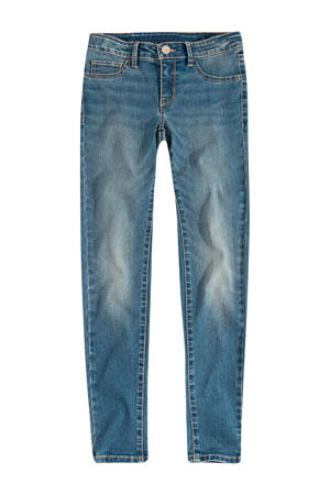 Levi's Kids 710 skinny jeans light denim vintage