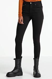 Lois skinny jeans zwart, Zwart
