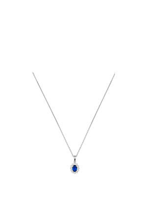 ketting PDM1327952  zilver