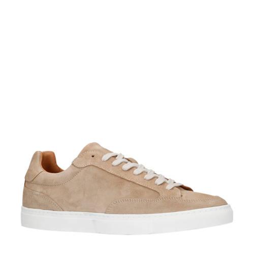Sacha su??de sneakers beige