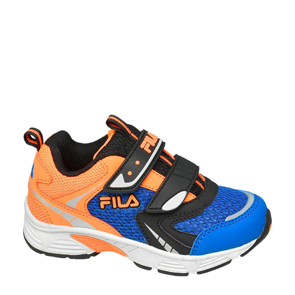 Fila   sneakers blauw/oranje, Blauw/Oranje/