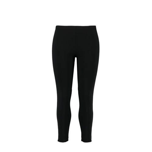 MS Mode legging met studs zwart