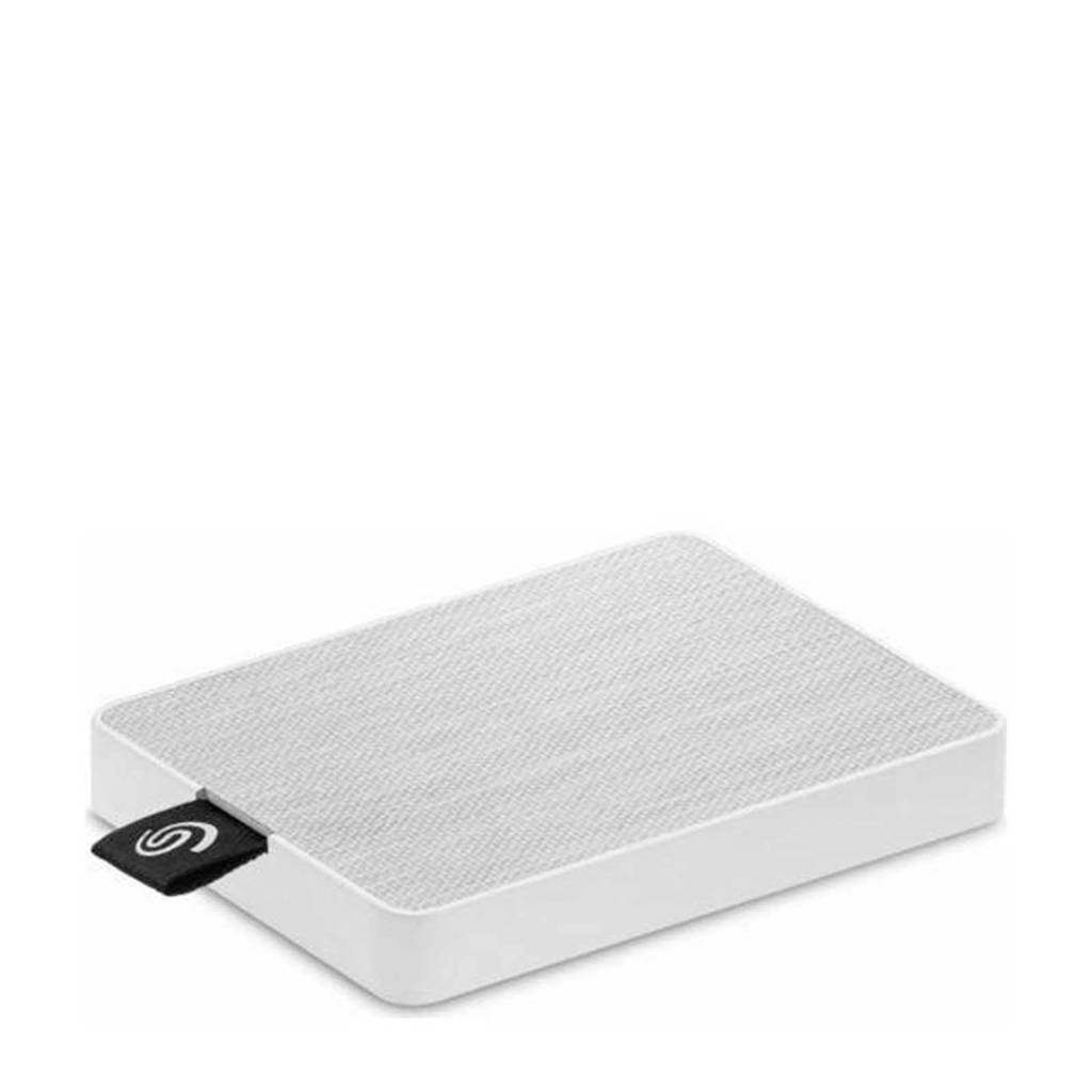 Seagate ONE-TOUCH 1TB externe SSD, Wit