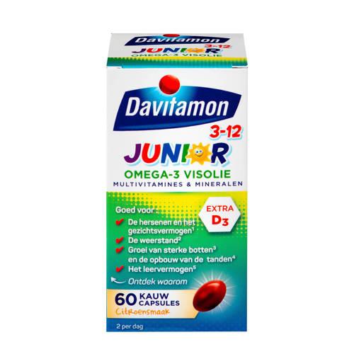Davitamon Junior 3+ Omega