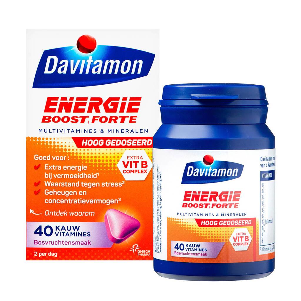 Davitamon Extra Energie