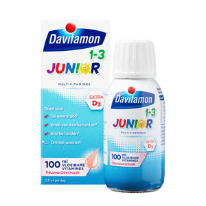 Junior 1+ vloeibare vitamines