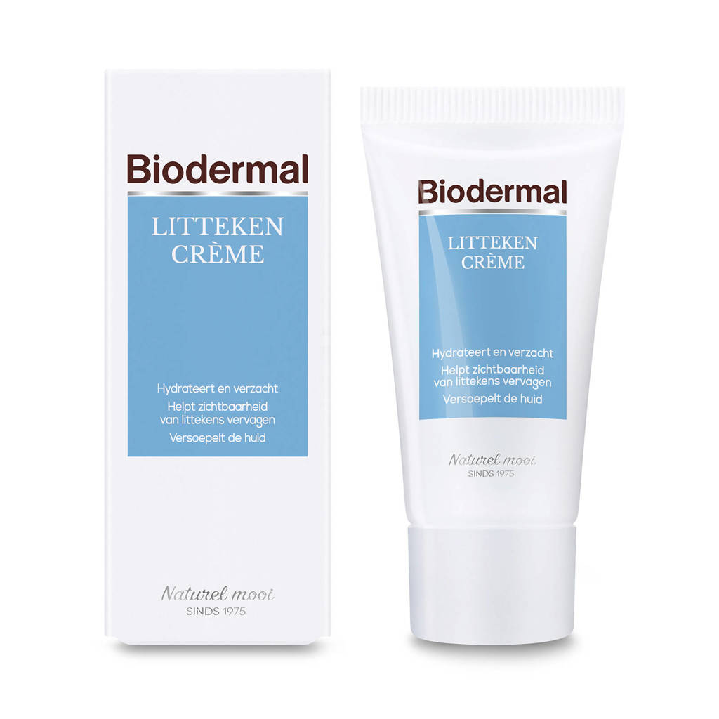 Biodermal ittekencrème - 25 ml