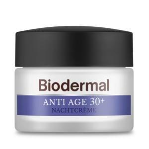 Anti Age 30+  Nachtcrème tegen huidveroudering