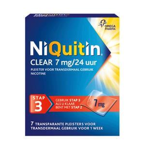 Clear Pleisters 7 mg
