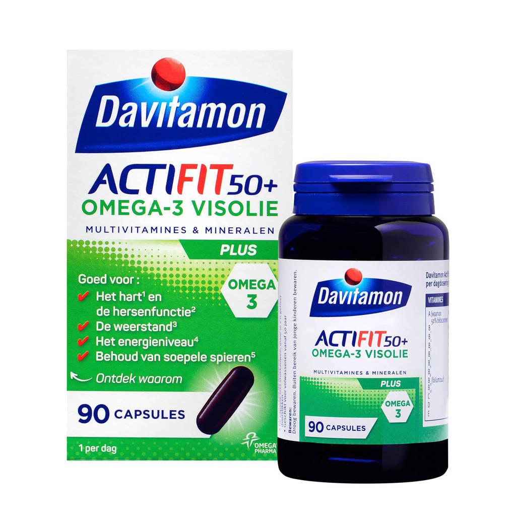 Davitamon Actifit 50+ Omega3
