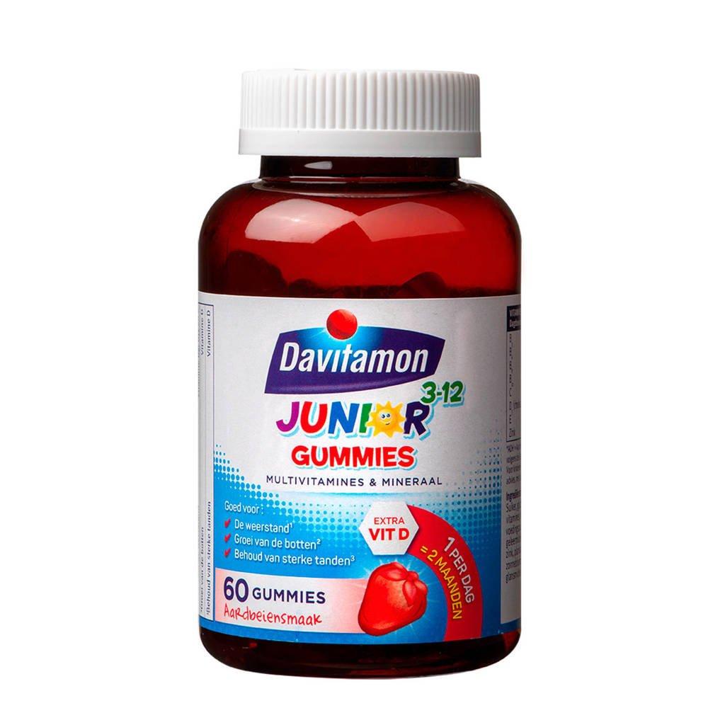 Davitamon Junior 3+ gummies