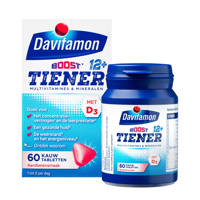 Davitamon Multi Boost 12+ Kauwvitamines