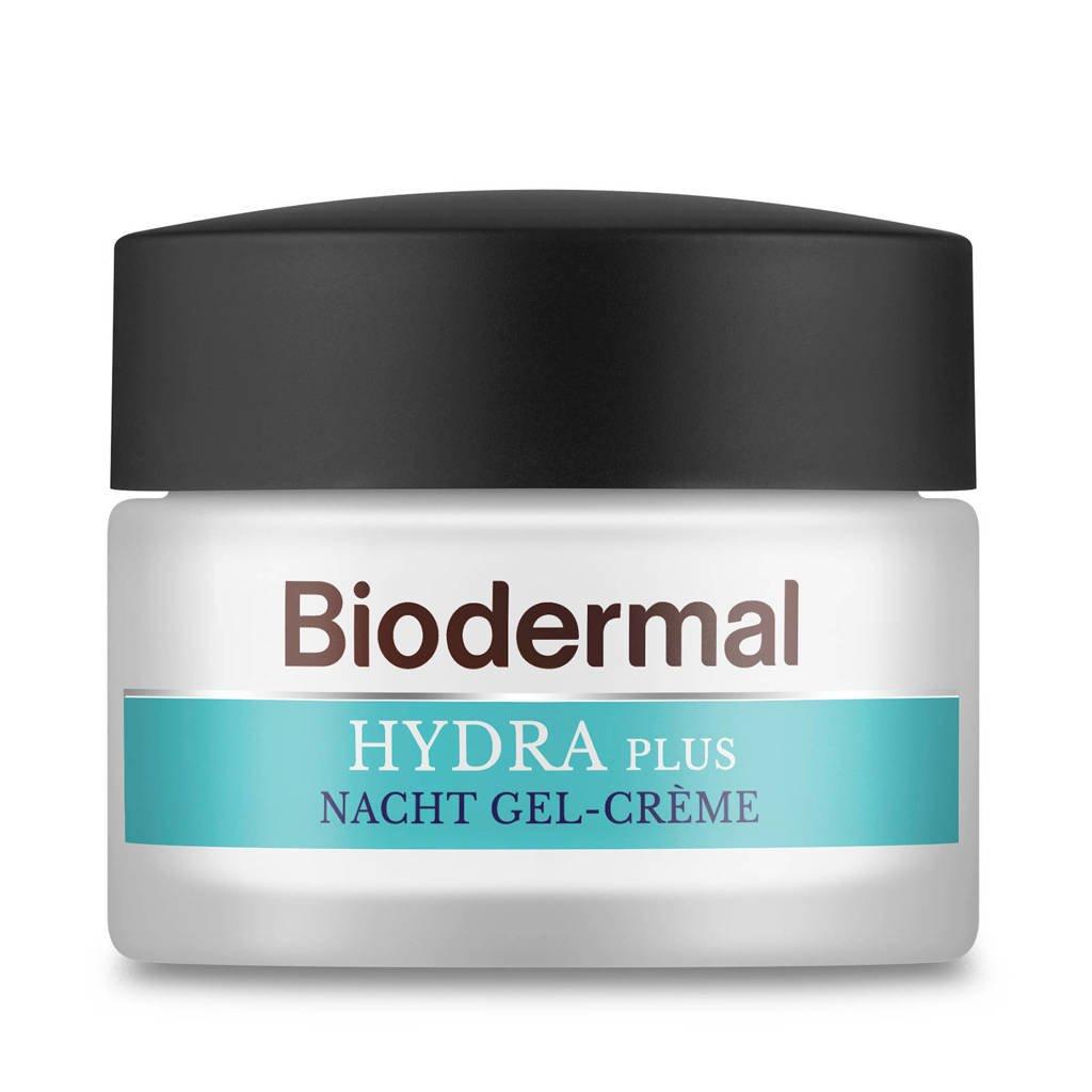 Biodermal Hydra Plus nachtcrème gel