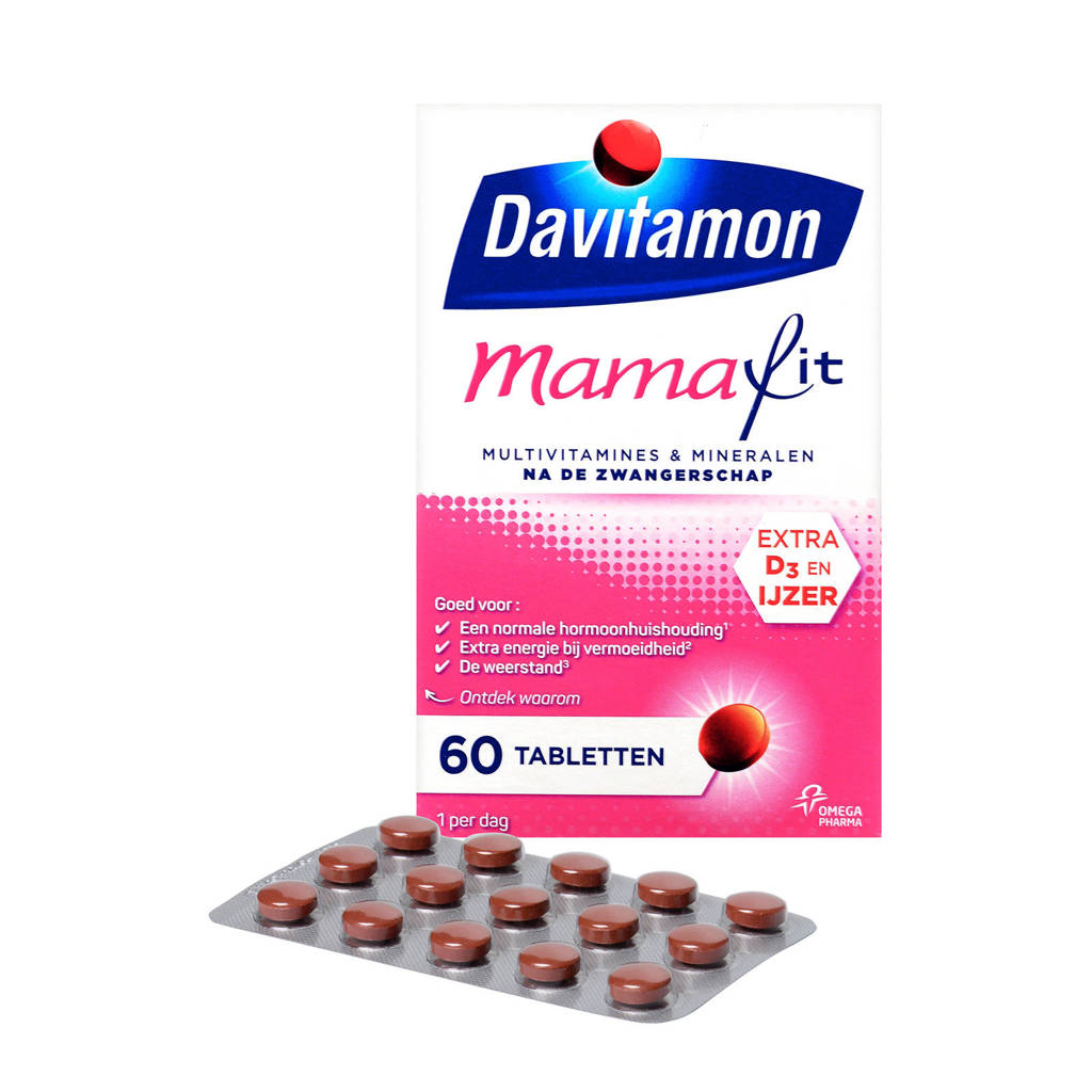 Davitamon Mamafit Multivitamine