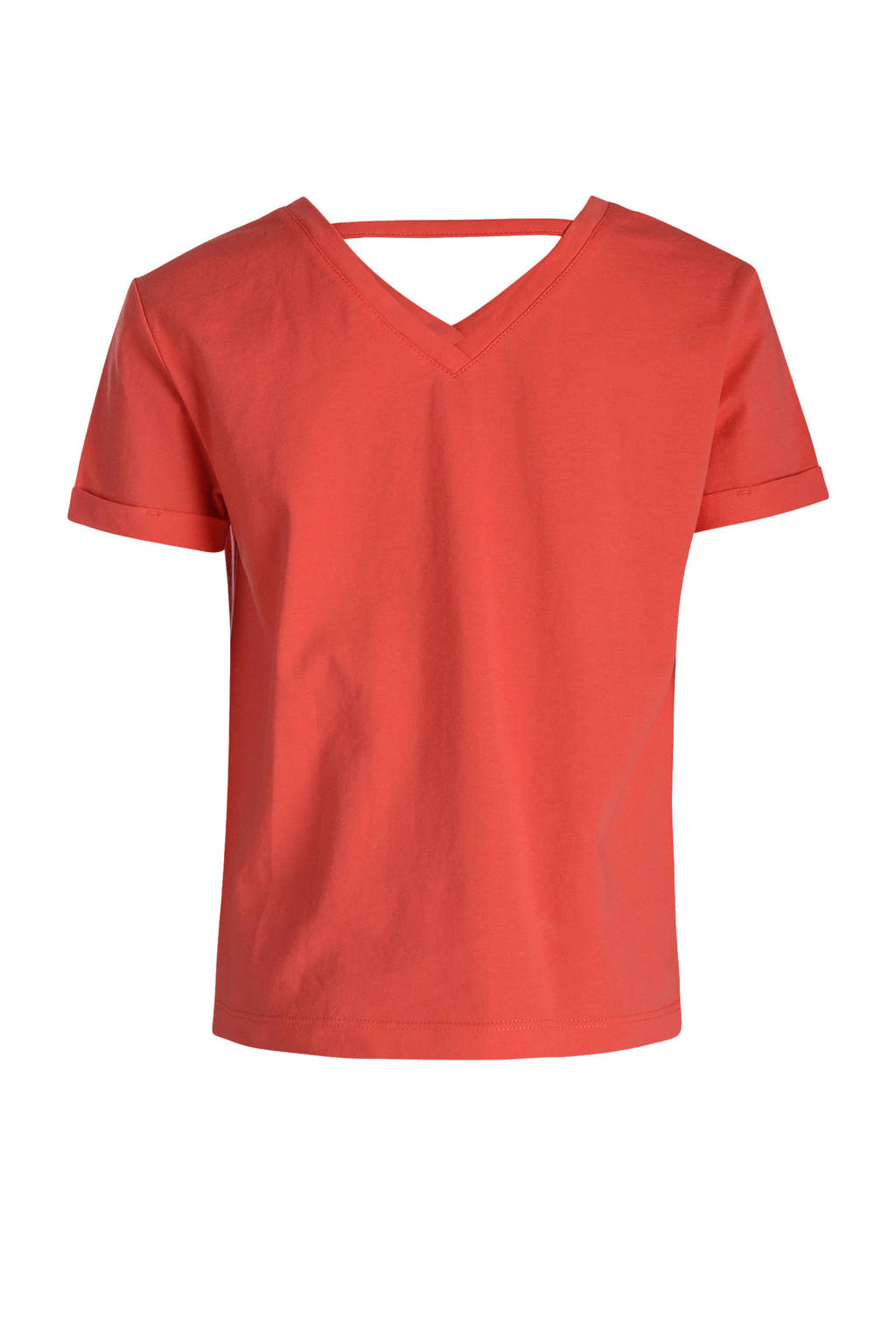 Jill & Mitch by Shoeby T-shirt Nook rood, Rood