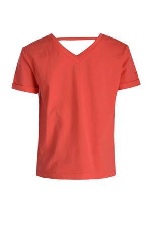T-shirt Nook rood
