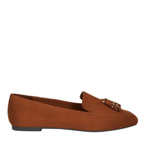 Parfois loafers bruin