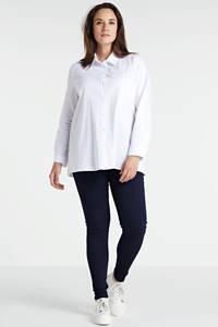 Ulla Popken blouse wit, Wit