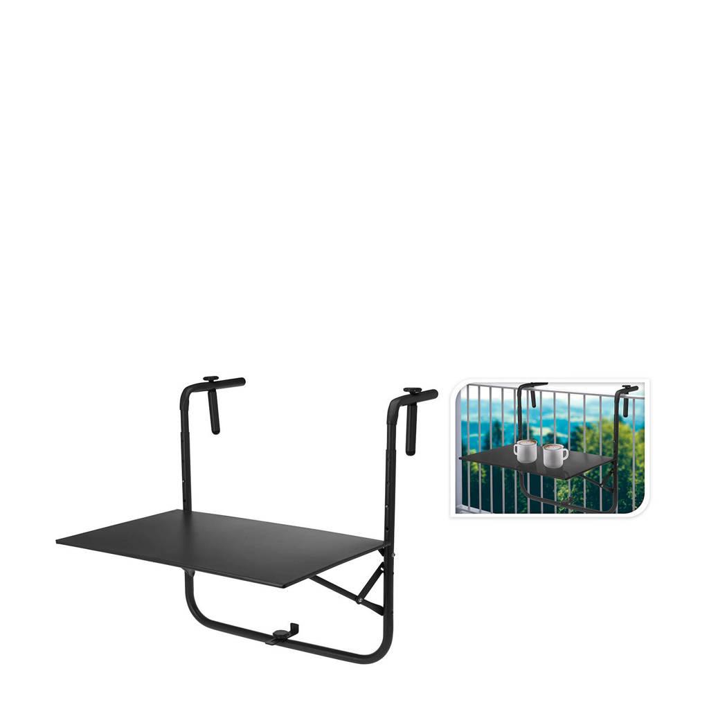 Pro Garden balkontafel (60x43 cm), Grijs