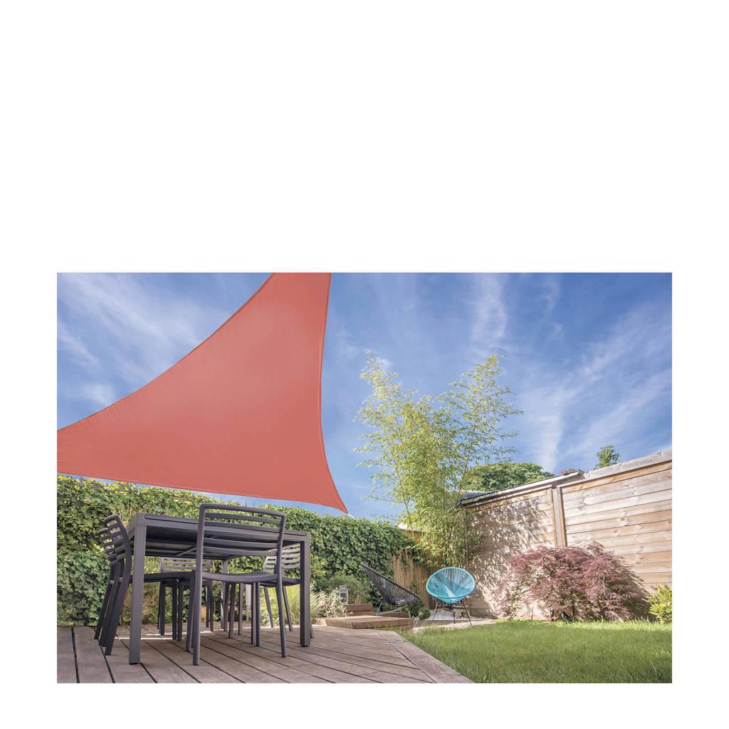 Pro Garden schaduwdoek driehoek terra (5m), Terra