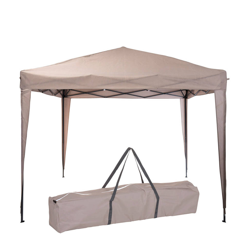 Pro Garden partytent, Taupe