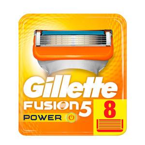 Fusion5 Power - 8 Scheermesjes