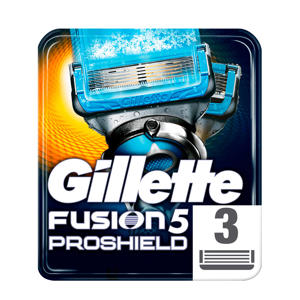 Fusion5 ProShield Chill - 3 Scheermesjes