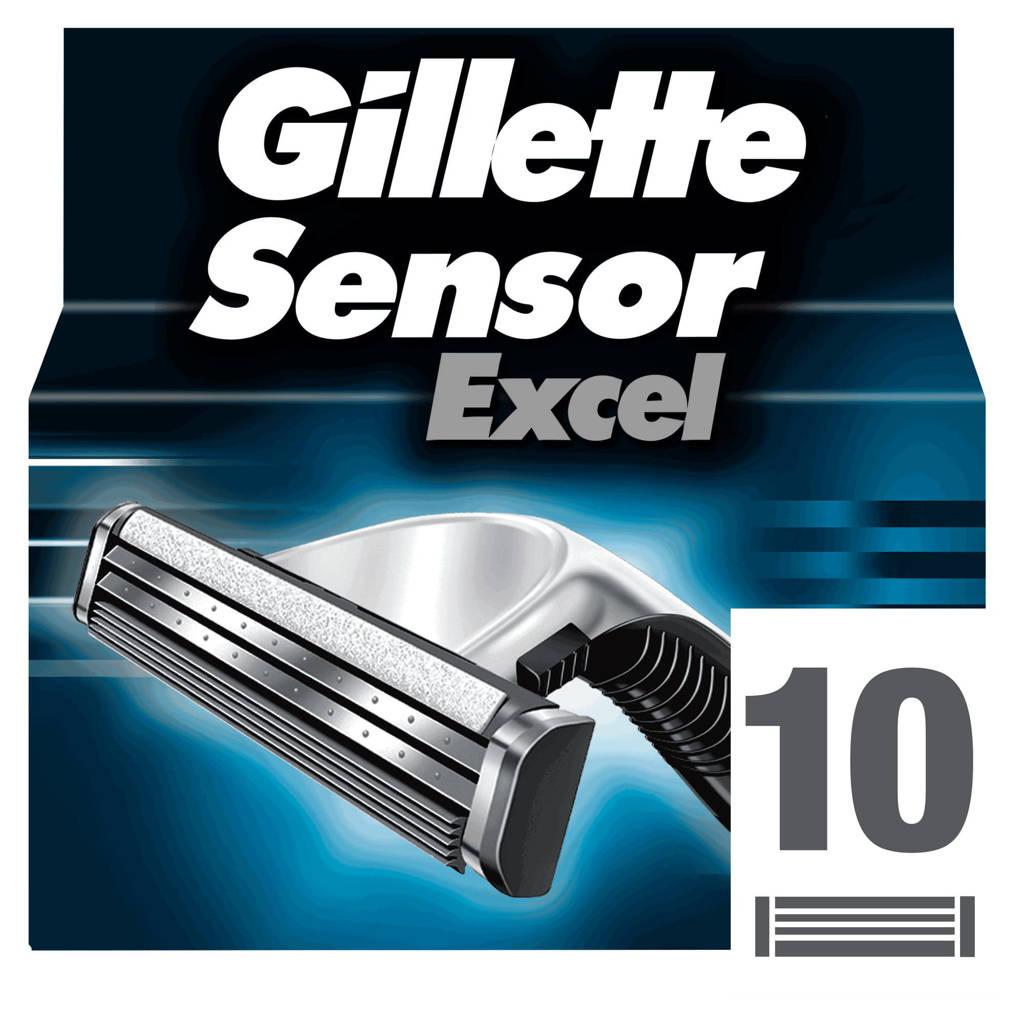 Gillette SensorExcel - 10 Scheermesjes