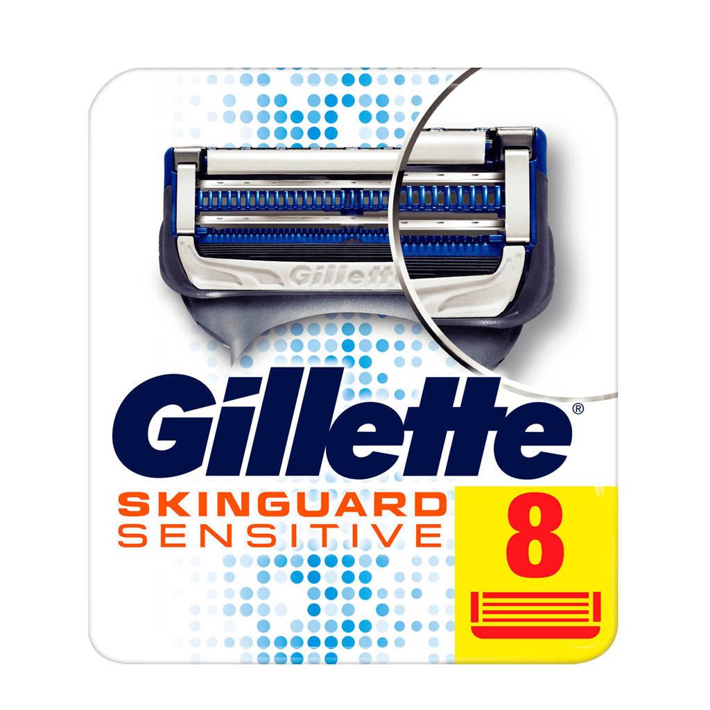 Gillette SkinGuard Sensitive - 8 Scheermesjes