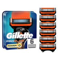 Gillette Fusion 5 ProGlide Power - 6 Scheermesjes