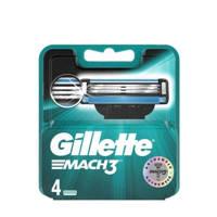 Gillette Mach3 - 4 Scheermesjes