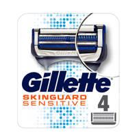 Gillette SkinGuard Sensitive - 4 Scheermesjes