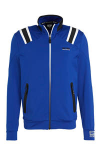 Sjeng Sports   vest Norm blauw, Blauw