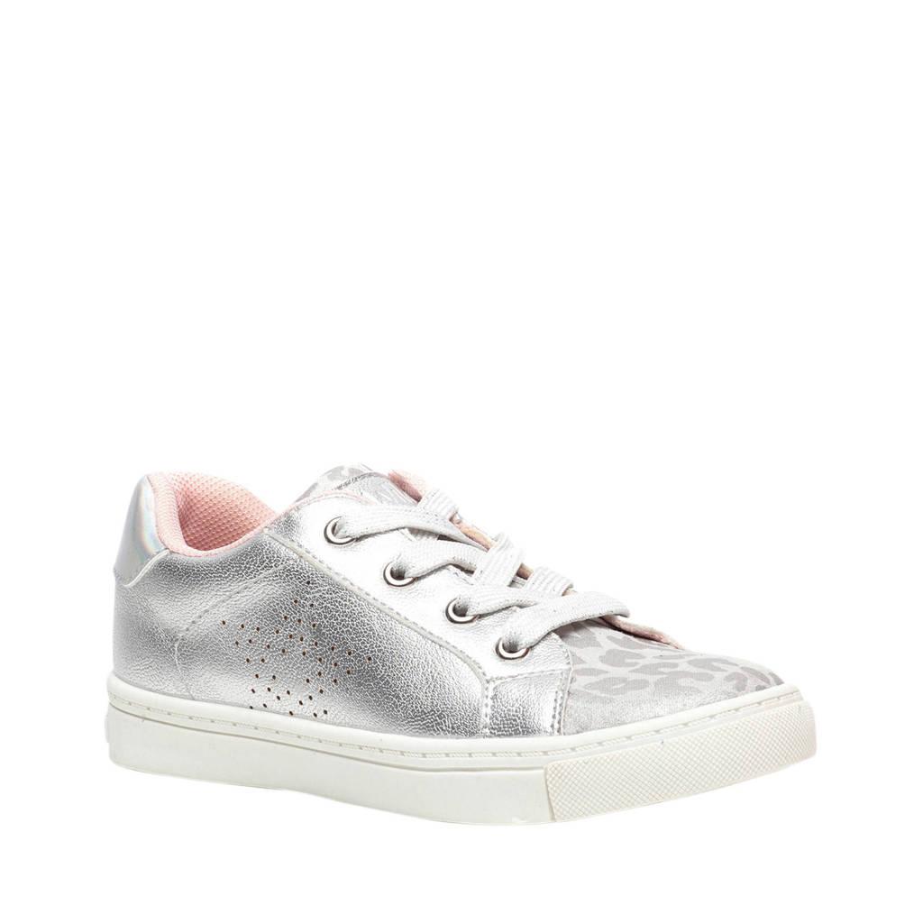 Scapino Blue Box   sneakers zilver, Zilver