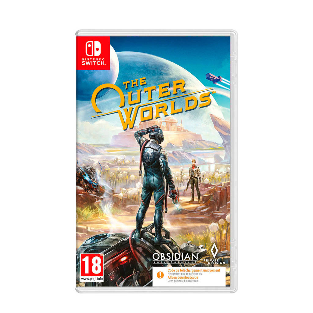 The Outer Worlds (Nintendo Switch), -