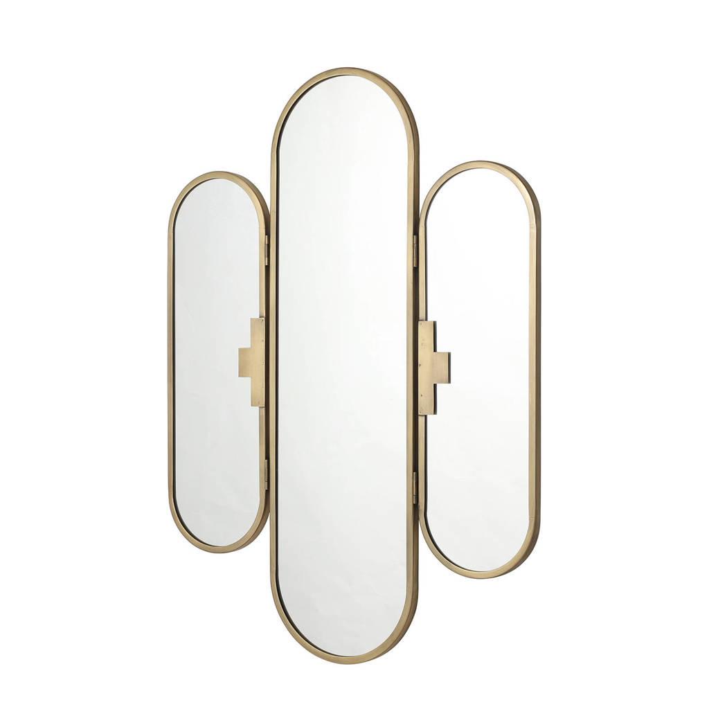 Casa Vivante spiegel Amada (70x98 cm), Goud