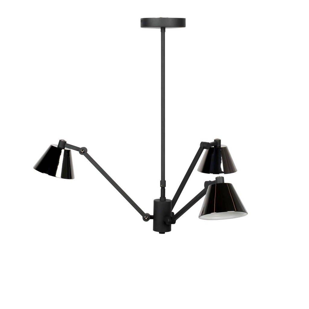 Zuiver Hanglamp Lub, Zwart