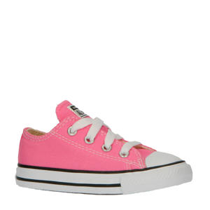 Chuck Taylor All Star OX sneakers roze