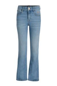 Jill flared jeans Autumn light denim, Light denim