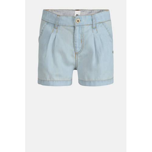 JILL MITCH jeans short Allison light denim