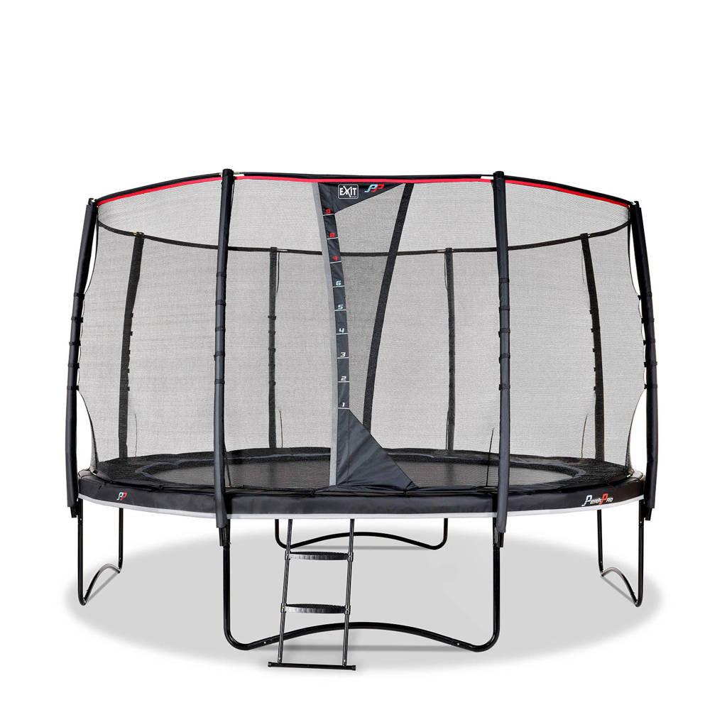 EXIT Peak Pro trampoline 427 cm, Rond