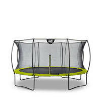 EXIT Silhouette trampoline 427 cm, Groen
