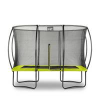 EXIT Silhouette trampoline 214x305 cm, Groen