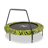 EXIT Tiggy trampoline 140 cm, Groen / Grijs