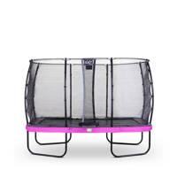 EXIT Elegant trampoline 244x427 cm, Paars