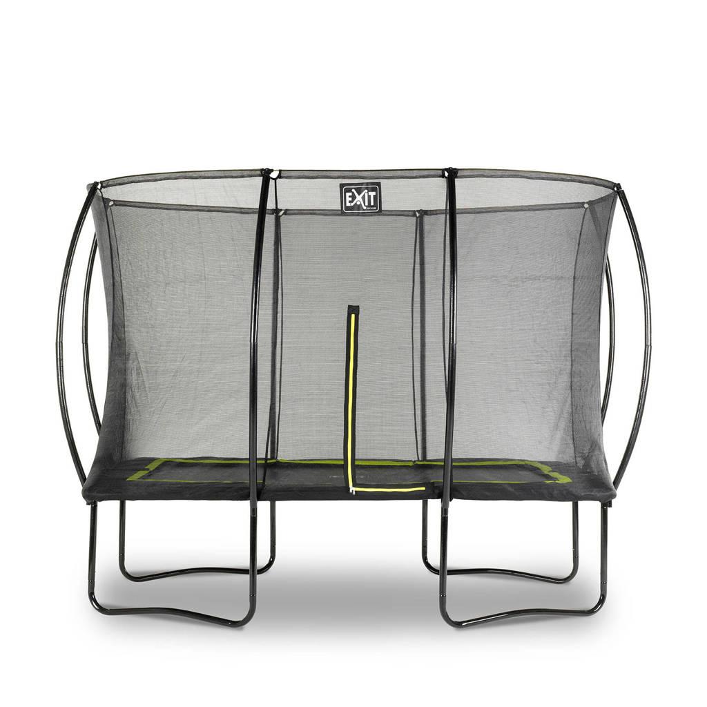 EXIT Silhouette trampoline 214x305 cm, Zwart