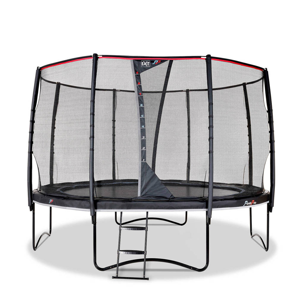 EXIT Peak Pro trampoline 366 cm, Rond