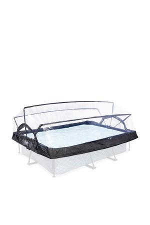 zwembad overkapping 300x200cm