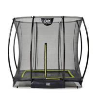 EXIT Silhouette Ground trampoline 153x214 cm, Zwart
