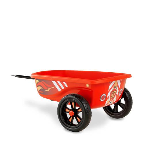 EXIT Foxy Fire skelter aanhangwagen rood
